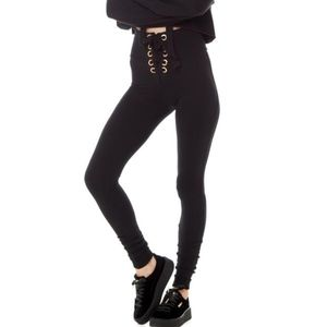 🆕 STRIKE Black High-Waist Legging